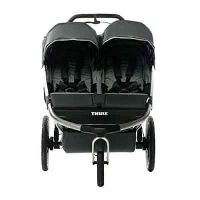 Thule Urban Glide 2.0 Double Jogging Stroller