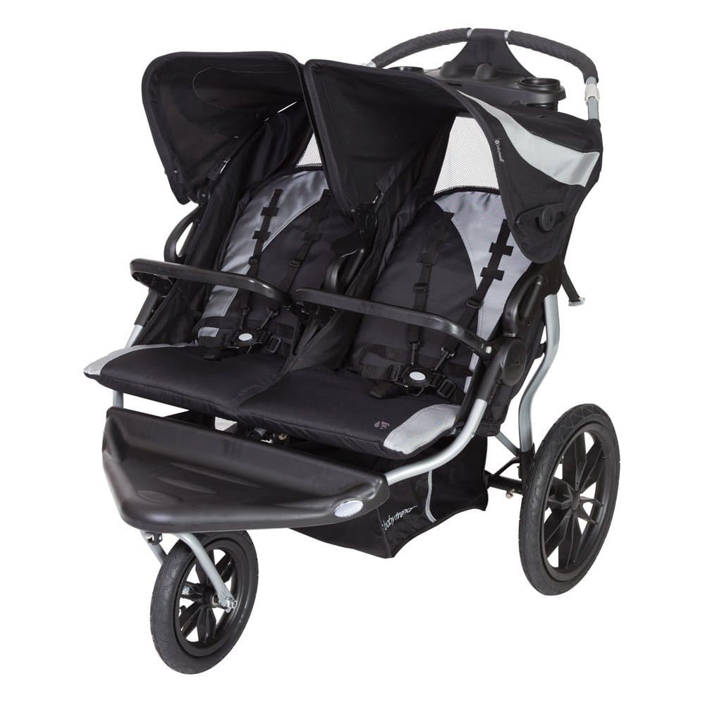 The 10 Best Double Jogging Strollers To Buy 2019