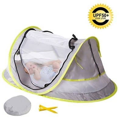 MinGz Large Baby Travel Tent