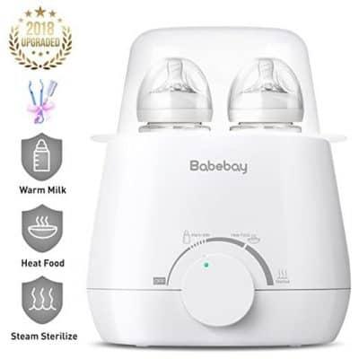 Babebay Bottle and Food Warmer + Sterilizer