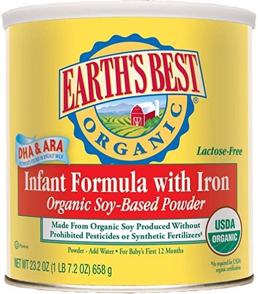 The 10 Best Organic Baby Formulas to Buy 2019 - LittleOneMag