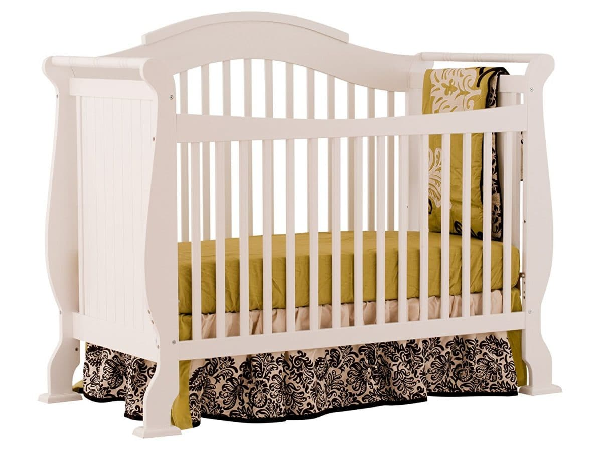 Best Cribs 2020.The 10 Best Baby Cribs To Buy 2019 Littleonemag