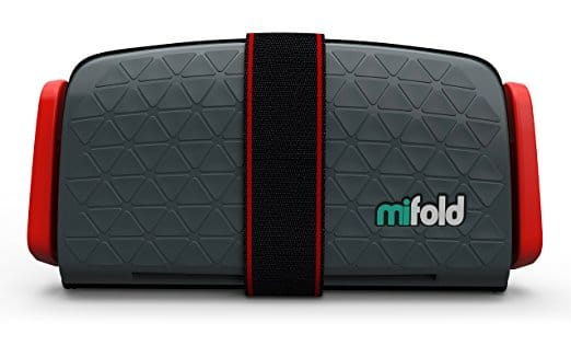mifold Car Booster Seat, Grab-and-Go