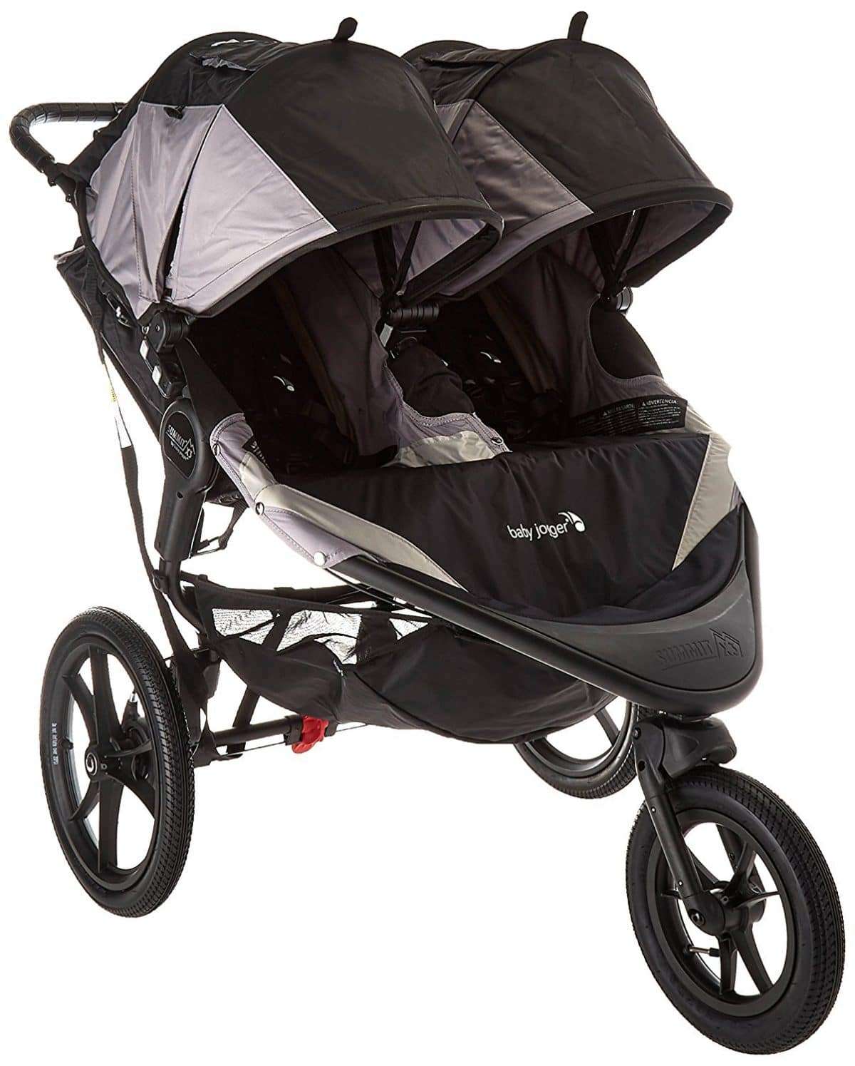 The 10 Best Double Jogging Strollers to Buy 2019 ...
