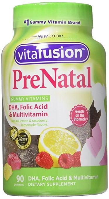 Top Prenatal Vitamins >> The 10 Best Prenatal Vitamins To Buy 2019 Littleonemag
