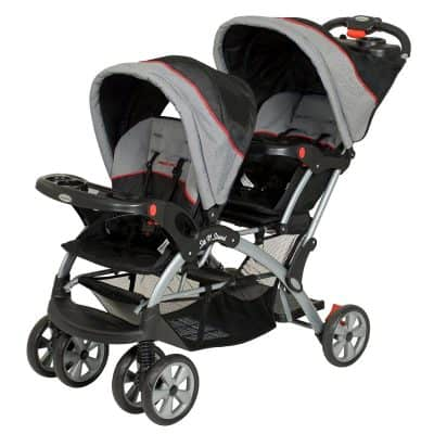Baby Trend Double Sit & Stand Stroller