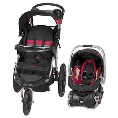 Baby Trend Range Jogger Travel System