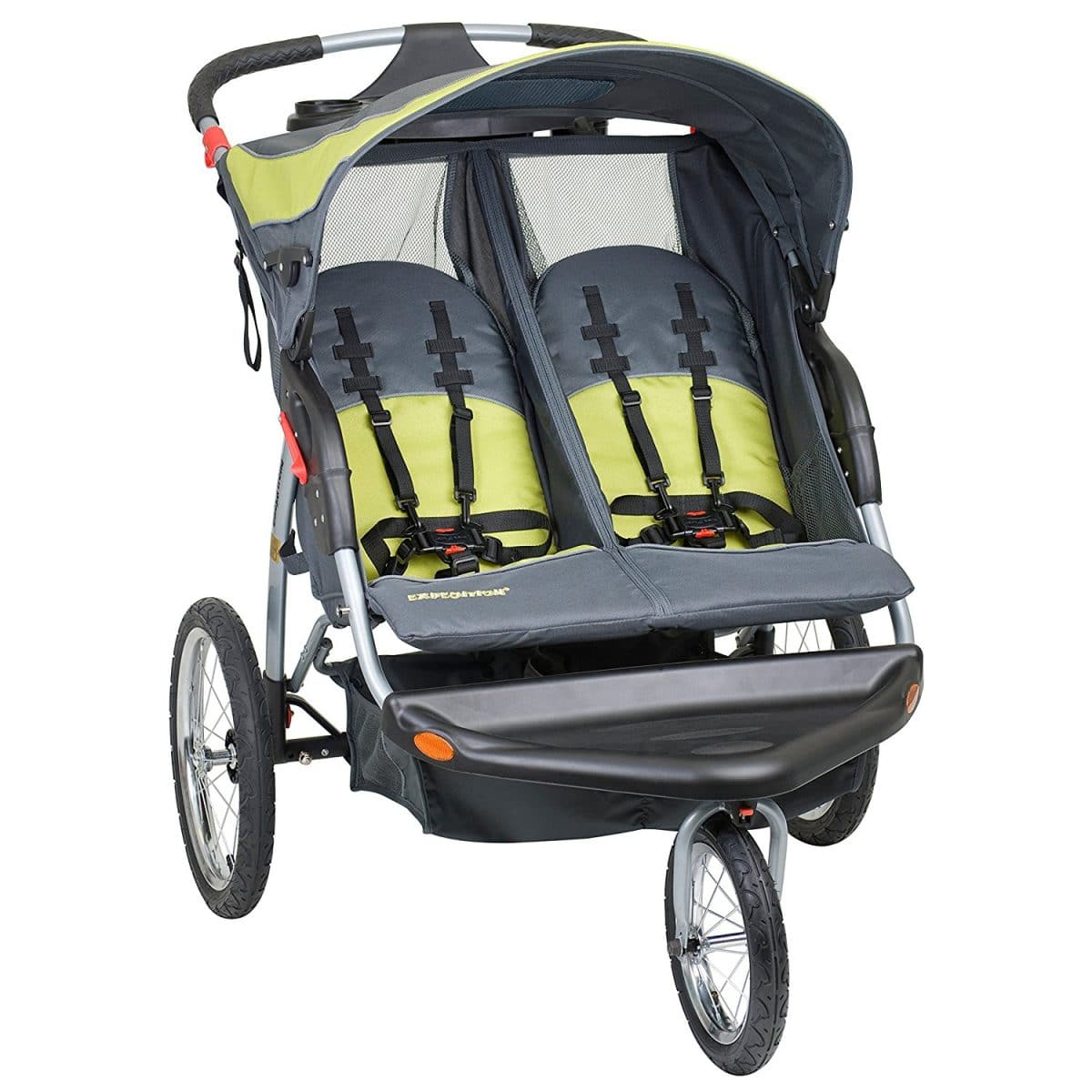 The 10 Best Double Jogging Strollers to Buy 2019 - LittleOneMag