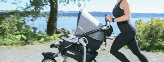On the Run with the Best Jogging Strollers
