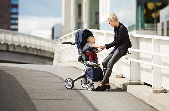 Side-by-Side Stroller