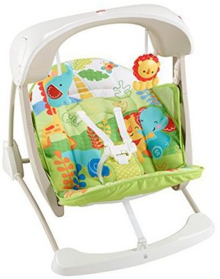 Fisher-Price Take-Along Swing and Seat