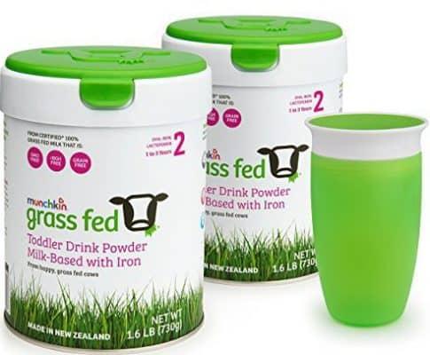 Munchkin Grass Fed Toddler Milk Drink