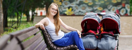 Travelling with Twins: The Best Double Jogging Strollers