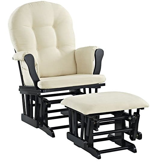 Pleasing The 10 Best Nursing Gliders To Buy 2019 Littleonemag Uwap Interior Chair Design Uwaporg