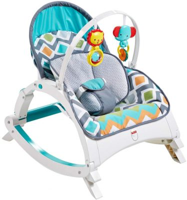 Fisher Price Newborn to Toddler Rocker