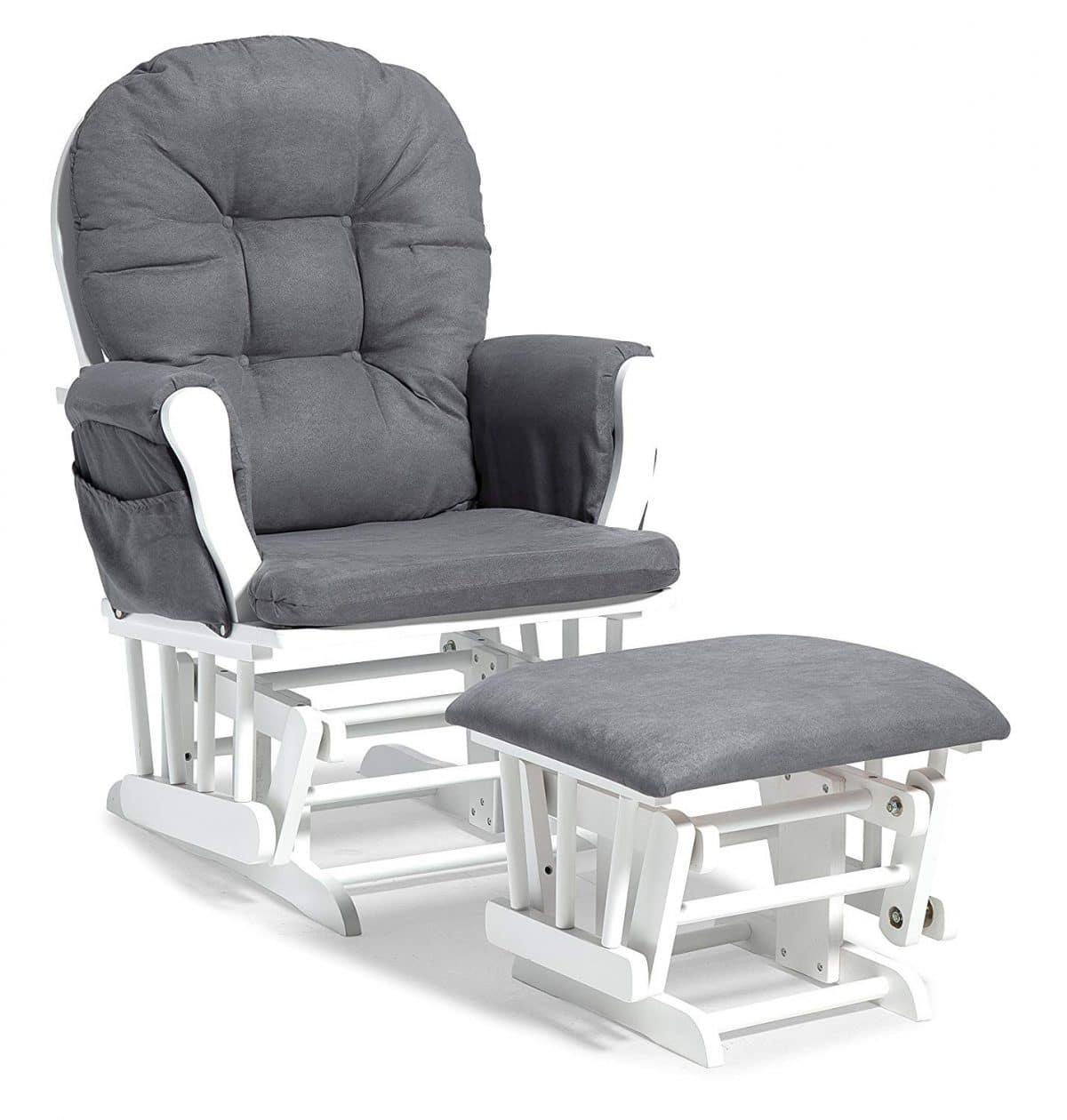 Tremendous The 10 Best Nursing Gliders To Buy 2019 Littleonemag Uwap Interior Chair Design Uwaporg