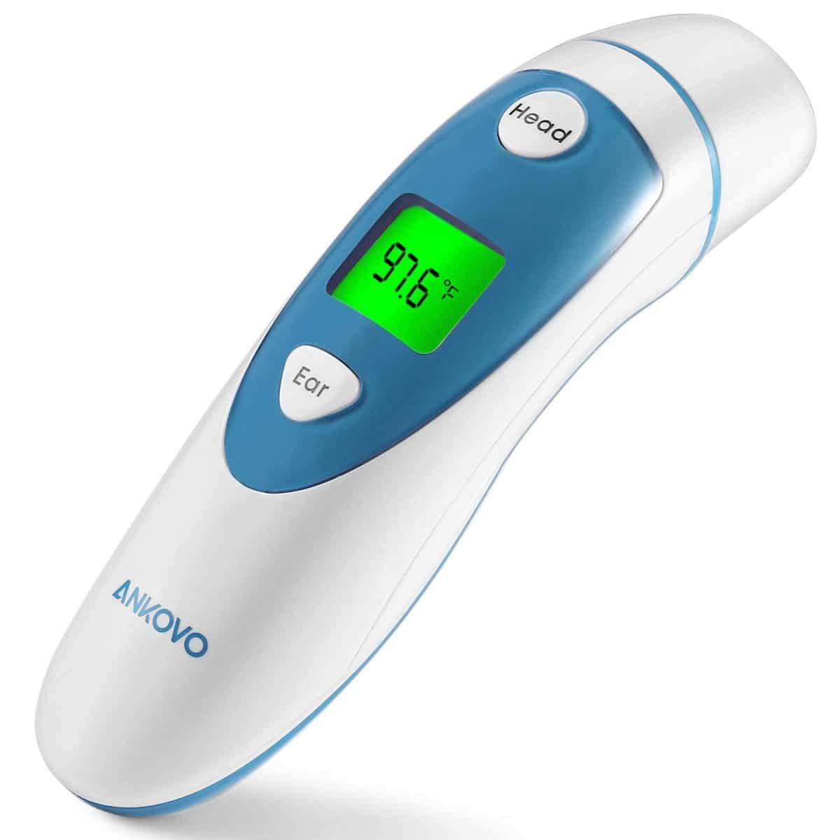 Smart ThermometerPersonal Protective Equipment Beep Alert Previous Memory Take Your Own Temperature at Home Rapid Read Digital Thermometers