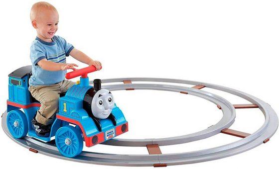 Power Wheels Thomas & Friends Train on Track