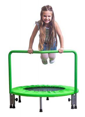 """PLENY 36"""" Kids Mini Trampoline"""