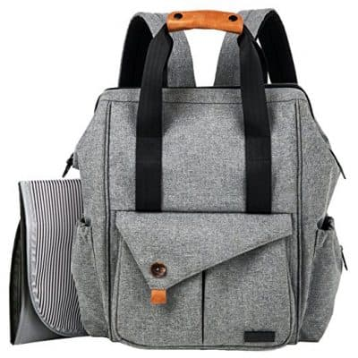 HapTim Multi-function Baby Diaper Bag