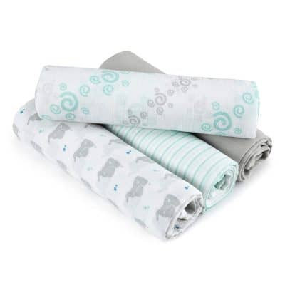 Swaddle Baby Blanket