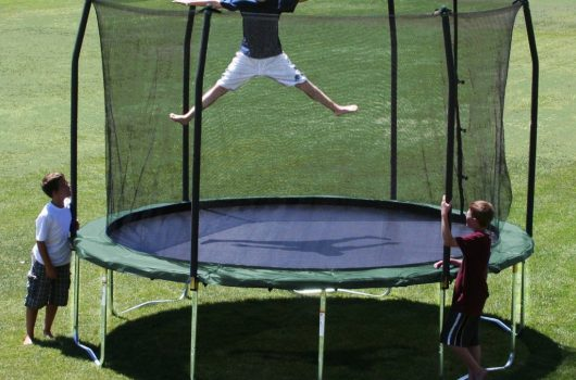 Let Them Reach for the Skies with the Best Trampolines for Kids