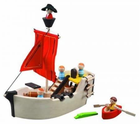 PlanToys Pirate Ship