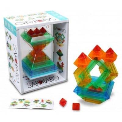 Popular playthings Sakkory Geometry Toys