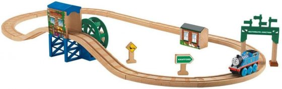 Thomas & Friends Fisher-Price Wooden Railway