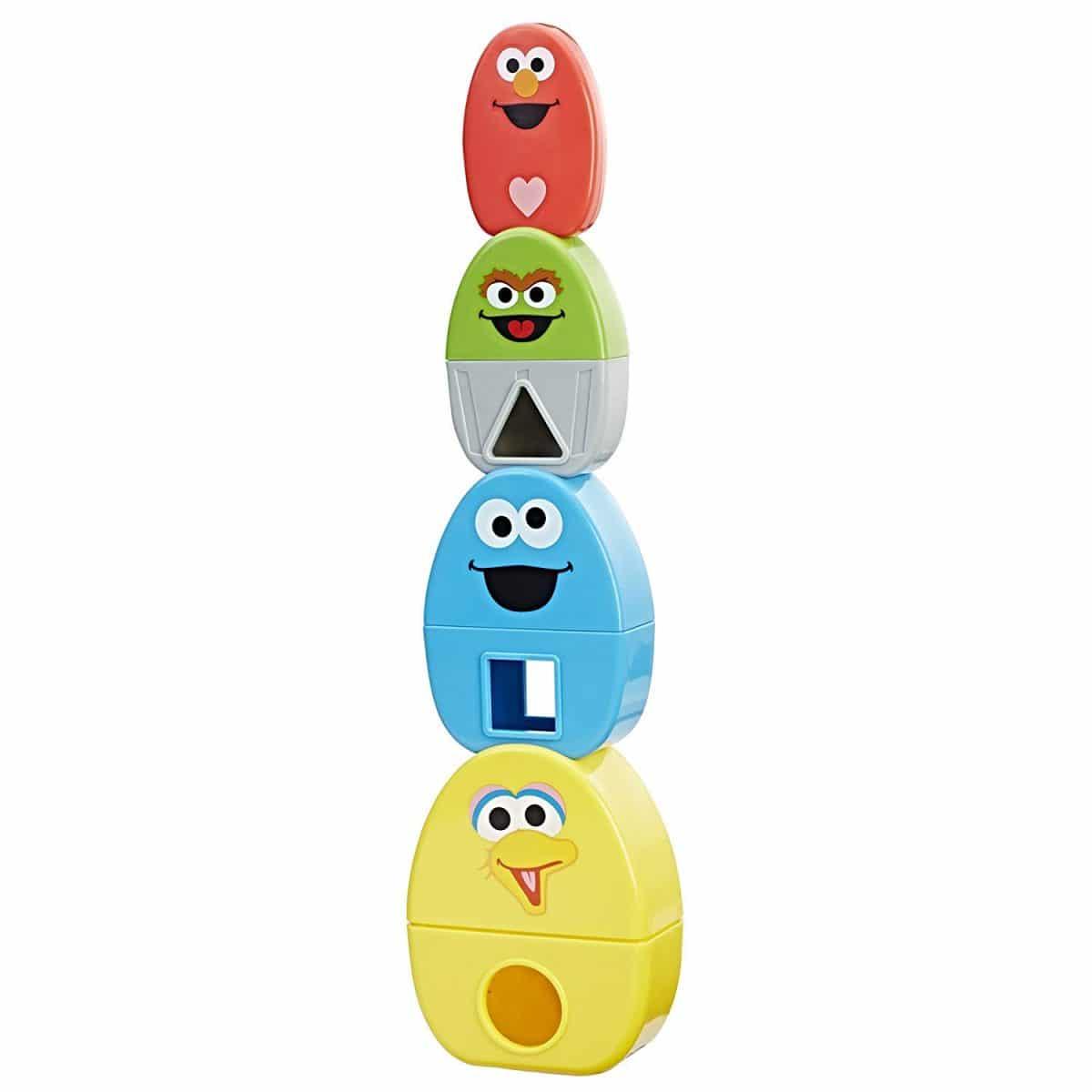 Stacking//Nesting Cups BPA Free Sesame Street