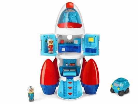 Lakeshore Play & Explore Rocket