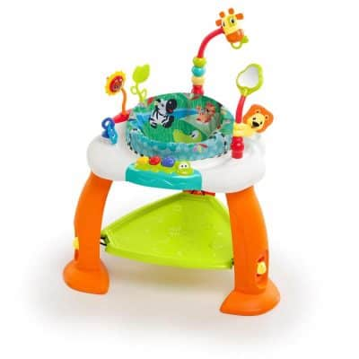 Bright Starts Bounce - A - Round Activity Center