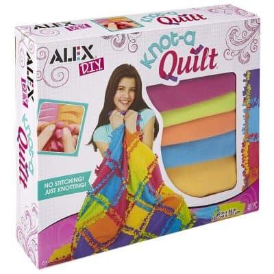 Alex DIY Knot a Quilt Kit
