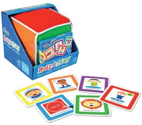 Think Fun Roll & Play Game