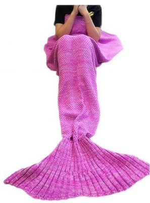 FYHAP Mermaid Blanket