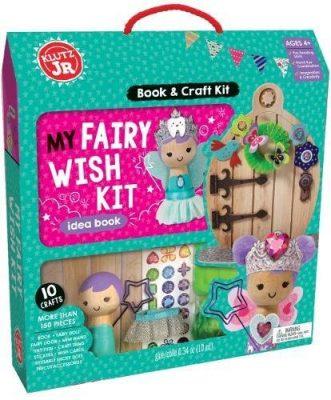 Klutz My Fairy Wish Kit