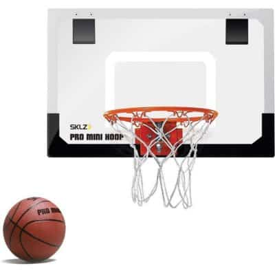 SKLZ Pro Mini Basketball Hoop W/Ball