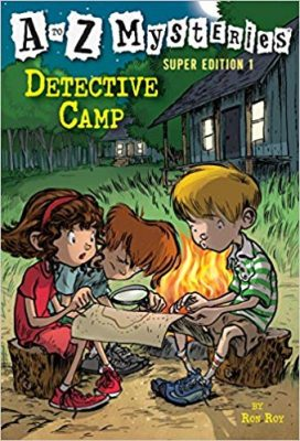 A to Z Mysteries: Detective Camp