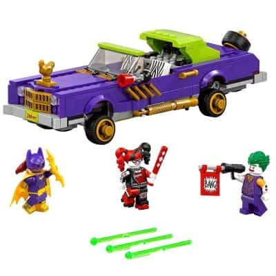 Lego The Batman Joker Lowrider