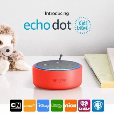 Alexa Echo Dot Kids Edition