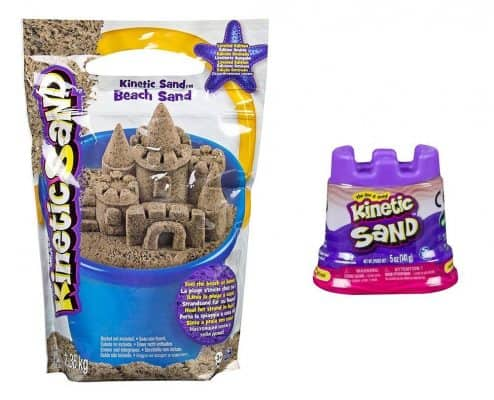 Kinetic Sand - 3lb - Kinetic Beach Sand by Spin Master