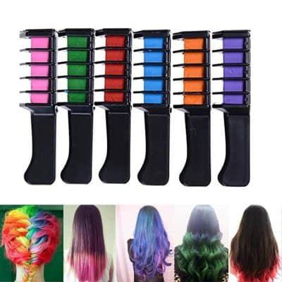 Zinnor Hair Chalk Comb Set