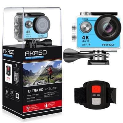 Akason EK7000 4K Sport Action Camera