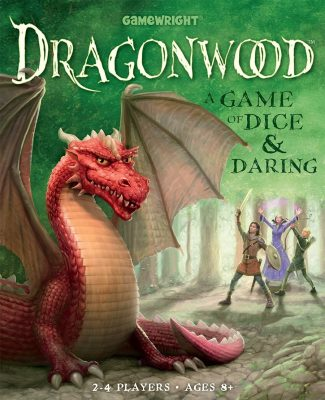 Dragonwood: A Game of Dice & Daring Board Game