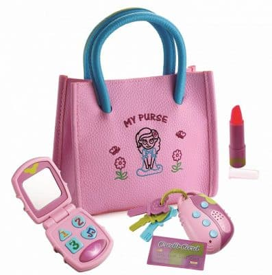 Dress Up America Little Girl's My First Purse