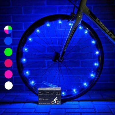 Tire Pack LED Bike Wheel Light