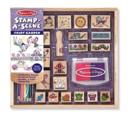 Melissa & Doug Stamp-a-Scene Stamp Pad