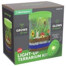 Mini Explorer Light-up Terrarium Kit