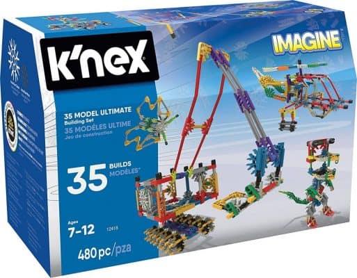 K'NEX -35 Model Building Set