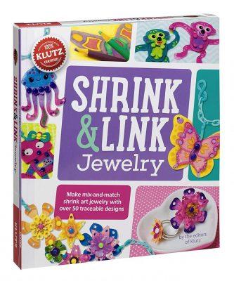 Klutz Shrink & Link Jewelry Craft Kit